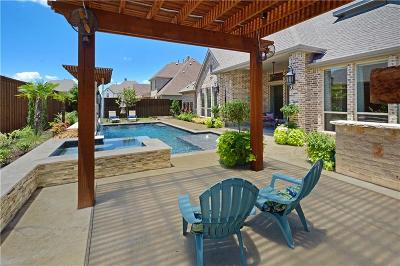 Frisco Single Family Home For Sale: 3665 Benchmark Lane