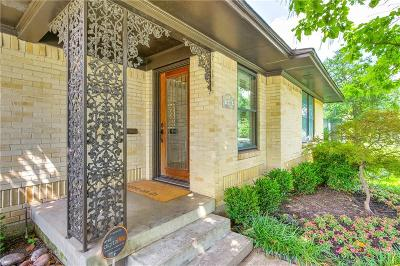 Single Family Home For Sale: 340 Classen Drive