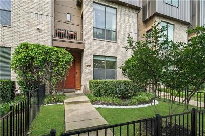 Dallas Single Family Home For Sale: 4211 Rawlins Street #526