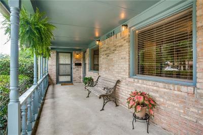 Single Family Home For Sale: 3825 Clover Lane