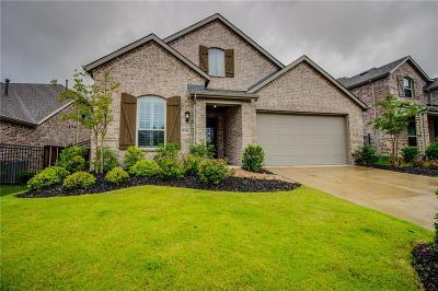 Wylie Single Family Home For Sale: 1836 Virtue Port Lane