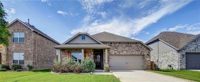 Aubrey Single Family Home For Sale: 1809 Meadow Trail Lane