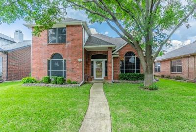 Garland Single Family Home For Sale: 2122 Carnation Court