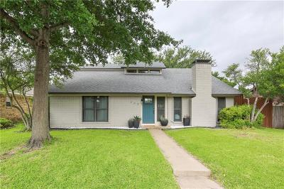 Coppell Single Family Home Active Contingent: 209 Heather Glen Drive