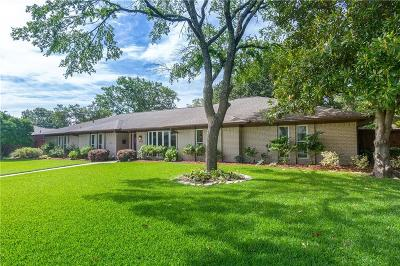 Dallas Single Family Home For Sale: 4436 Harvest Hill Road
