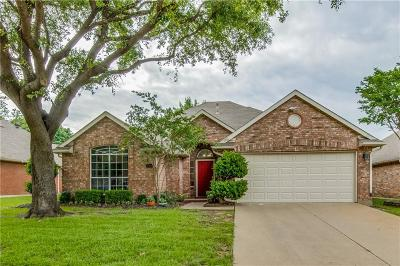 Flower Mound Single Family Home For Sale: 804 Wood Duck Way