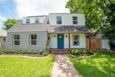 Single Family Home For Sale: 610 Hollywood Avenue