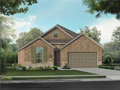 Little Elm Single Family Home For Sale: 1608 Spoonbill Drive