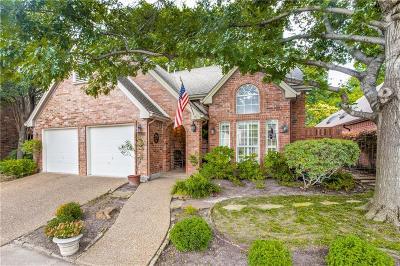 Dallas Single Family Home For Sale: 1420 Waterside Drive