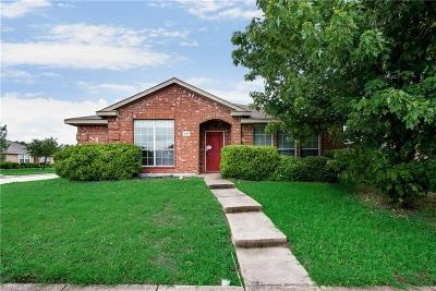 Desoto Single Family Home For Sale: 837 Canyon Place