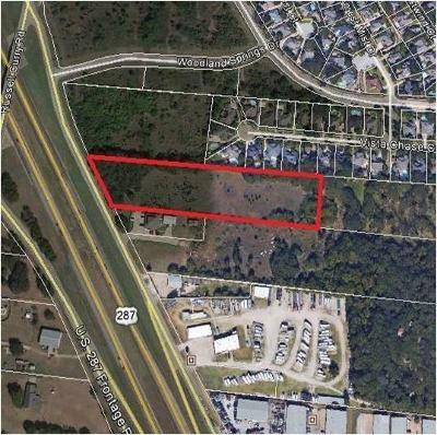 Arlington Commercial Lots & Land For Sale: 7401 N Us 287