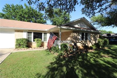 Brownwood Single Family Home Active Option Contract: 2002 9th Street