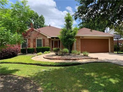 Grapevine Residential Lease For Lease: 4165 Harvestwood Drive