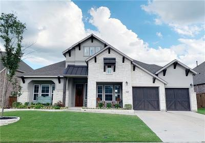 McKinney Single Family Home Active Option Contract: 1005 Caney Creek Lane