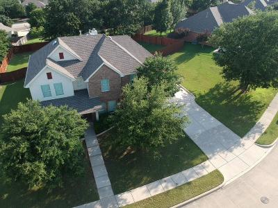 Fort Worth Single Family Home For Sale: 5232 Ponder Street