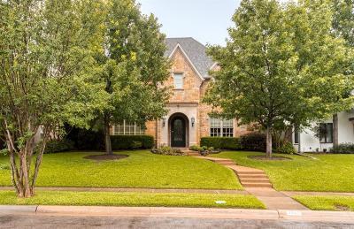 Dallas County Single Family Home For Sale: 6537 Vanderbilt Avenue