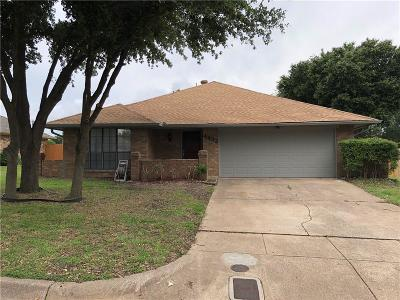 Fort Worth Single Family Home For Sale: 4432 Longmeadow Way