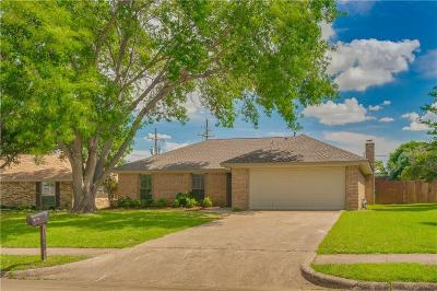 Lewisville Single Family Home For Sale: 1308 Brazos Boulevard
