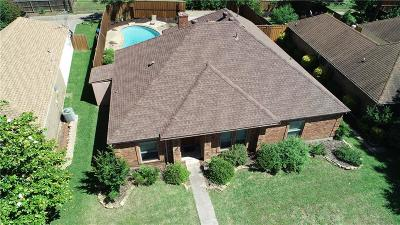Single Family Home For Sale: 8616 Westfield Drive