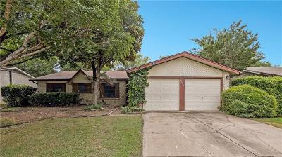 North Richland Hills Single Family Home For Sale: 6628 Brookshire Trail
