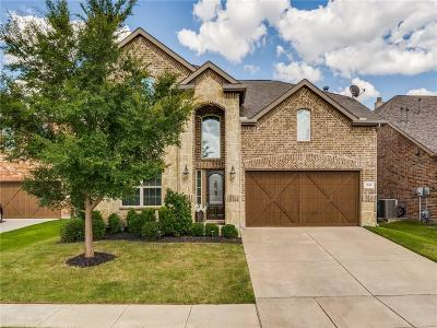 McKinney Single Family Home For Sale: 1004 Orchard Hill Trail