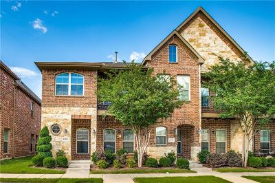 Carrollton Townhouse For Sale: 1460 Arapaho Drive