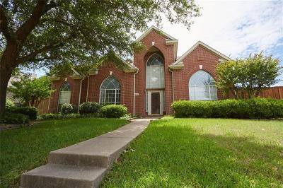 Richardson Single Family Home For Sale: 3123 Stonehenge Drive