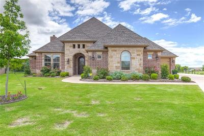 Granbury Single Family Home Active Option Contract: 1405 Carnoustie