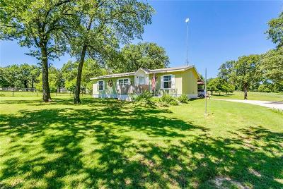 Springtown Single Family Home Active Option Contract: 8639 Old Springtown Road
