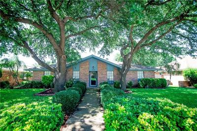 Carrollton Single Family Home For Sale: 1922 Robin Meadow Drive