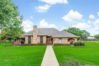 Red Oak Single Family Home For Sale: 501 Rushy Creek Trail