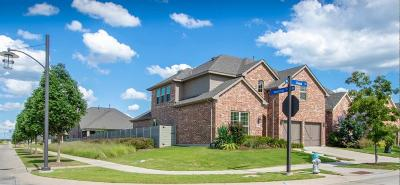Argyle Single Family Home Active Option Contract: 240 Lilypad Bend