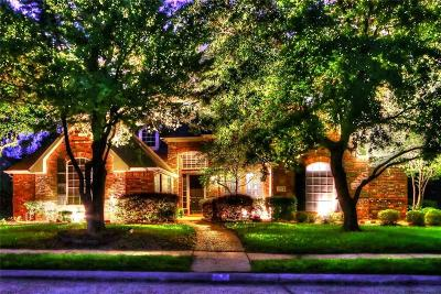 Flower Mound Single Family Home For Sale: 1312 Tarragon Drive