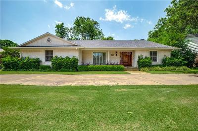 Single Family Home For Sale: 7154 Stonetrail