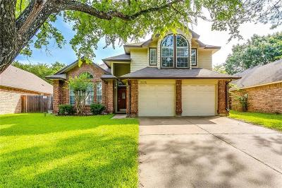 Single Family Home For Sale: 2235 Chapel Downs Drive