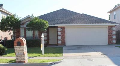 Single Family Home For Sale: 8525 Western Meadows Drive