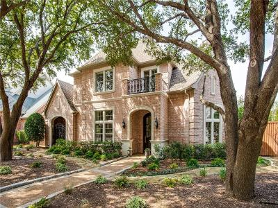 Frisco Single Family Home For Sale: 4655 Driftwood Drive