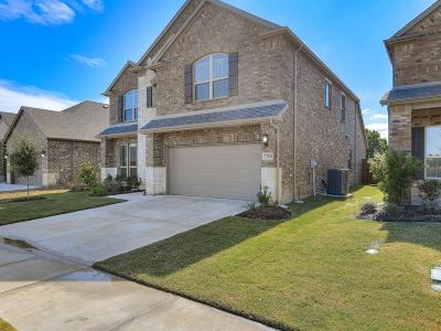 Rowlett Single Family Home For Sale: 7200 Willow Wood Street