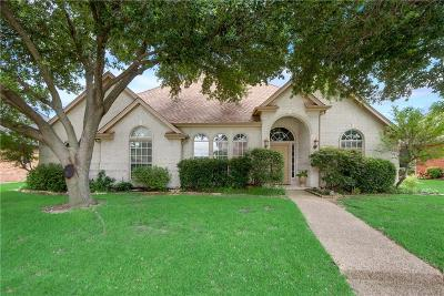 Carrollton Single Family Home Active Option Contract: 1317 Greenway Park Drive