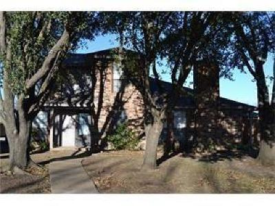 Grapevine Residential Lease For Lease: 709 Peach Court
