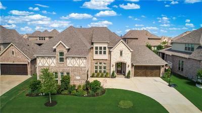 Rockwall Single Family Home Active Option Contract: 588 Amherst Drive