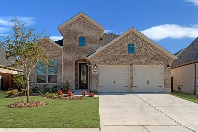 McKinney Single Family Home For Sale: 7812 Lewisville