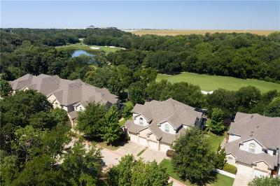 Grapevine Townhouse For Sale: 2639 Eagle Drive