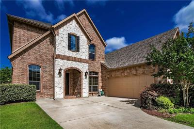 Allen Single Family Home Active Option Contract: 1517 Bear Creek Drive