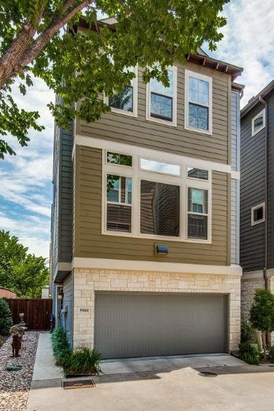 Dallas County Single Family Home For Sale: 5980 Evening Star Place