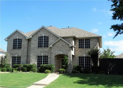Garland Single Family Home For Sale: 1217 Tralee Lane