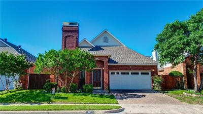 Irving Single Family Home For Sale: 9124 Cumberland Drive