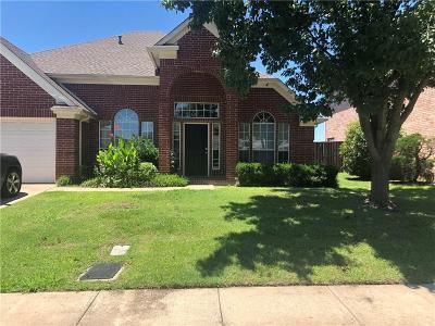 Irving Single Family Home For Sale: 10017 White Lane
