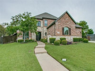 Flower Mound Single Family Home Active Option Contract: 3417 Darcey Court