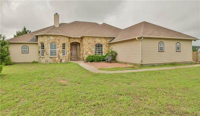 Somervell County Single Family Home For Sale: 14901 Mitchell Bend Court